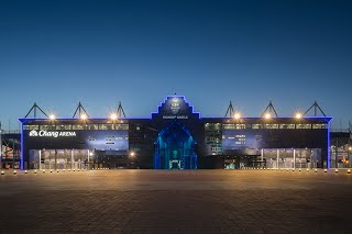Chang Arena of Buriram United Football Club