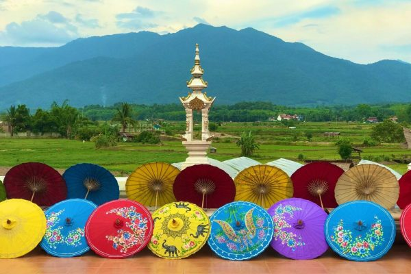 Nan city is full of cultural