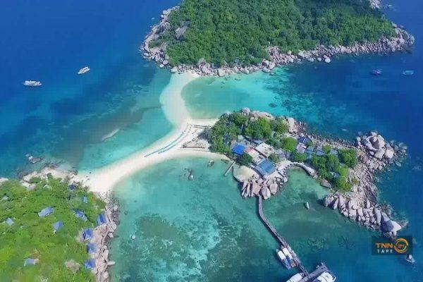 Koh Tao, a paradise island in Thailand
